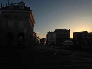 Abingdon_sunset