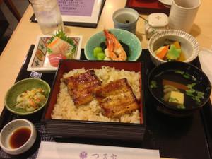 Eel_lunch
